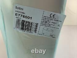 25 x Santorini Ellipse Close Coupled / Back To Wall Cistern E776001