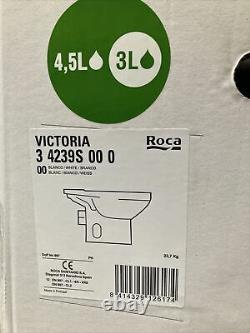 5 x Roca Victoria Close Coupled Toilet Pan 34239S000 Pan Only