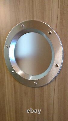 BULL'S EYE PORTHOLE FOR DOOR 350 mm