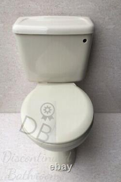 Champagne Toilet Close Coupled