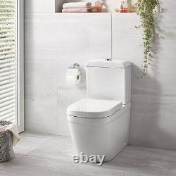 Grohe Euro Ceramic Rimless Floorstanding Close Coupled Toilet