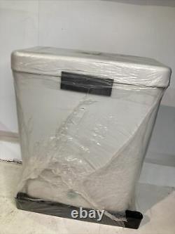 Ideal Standard Concept Cube Close Coupled Cistern Dual 4/2.6 Flush White E796901