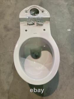 Ideal Standard Waverley Close Coupled Toilet Pan Horizontal Outlet U470801