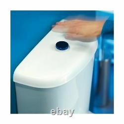 Jollytronic Wirquin No Touch 100% Hygienic Hands Free Infrared Close Coupled