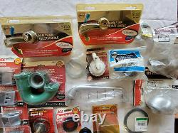 Lot Toilet Handle Sink Hanger J Bend Control Value Repair Kit Faucet Coupling