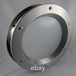 PORTHOLE BULL'S EYE FOR DOORS phi 350 mm