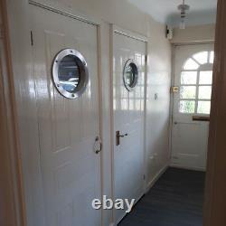 PORTHOLE FOR DOOR 350 mm BULL'S EYE