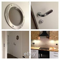 PORTHOLE FOR DOORS phi 350 mm