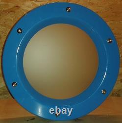 PORTHOLE FOR DOORS phi 350 mm. COLOR. NEW