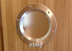 PORTHOLE FOR DOORS phi 350 mm. NEW