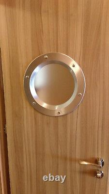 PORTHOLE STAINLESS STEEL phi 350 mm