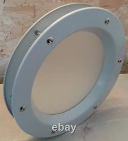 PORTHOLE VISION PANELS FOR DOORS phi 350 mm COLOR. New
