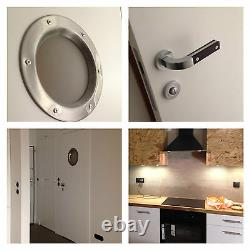 PORTHOLES FOR DOORS phi 350 mm