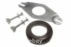 Pack Of 10 Wc Toilet Pan Cistern Close Coupled Coupling Kit/set With Buffer 6a6