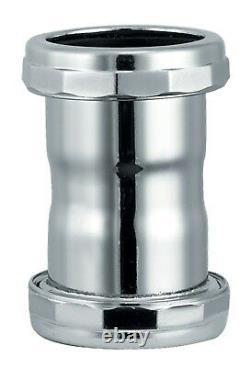 Plumb Craft Waxman 7629000n Kitchen Double Slip Coupling, No 7629000N