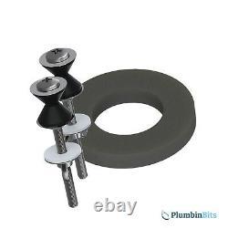 Roca Close Coupled Cistern Coupling Fixing Kit & Foam Washer Seal AV0021700R