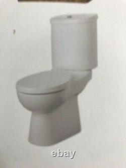 Sottini Alchemy Close Coupled WC Pan White E9847