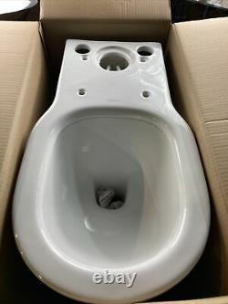 Sottini Santorini Close Coupled WC Toilet Pan U850201