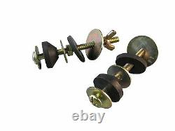 Toilet Cistern to Toilet Pan Fixing Fitting Kit Close Coupling Metal Bolts WC