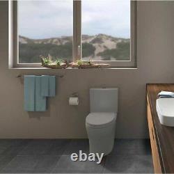 Toto MS446124CUMFG#12 Aquia IV Close Coupled Toilet Sedona Beige, 1.0 GPF/0